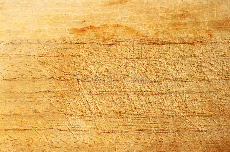 Kitchen wooden cutting board. Kitchen wooden cutting old board stock images