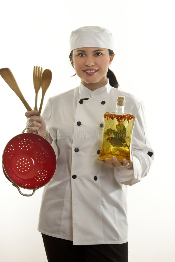 Kitchenhand royalty free stock images