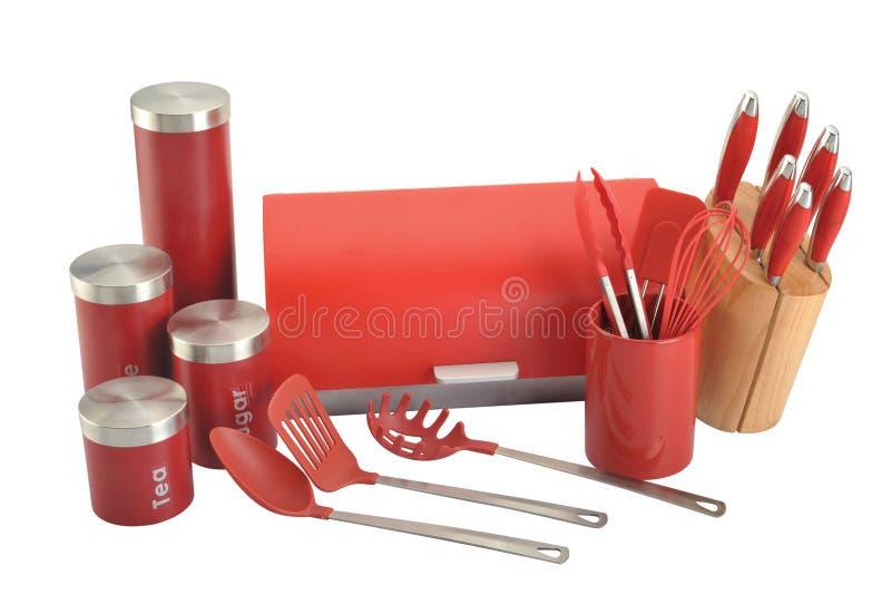 Kitchenware fotografia de stock royalty free