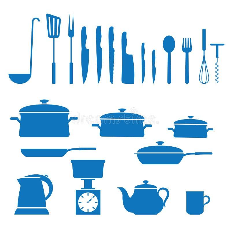 kitchenware royaltyfria foton