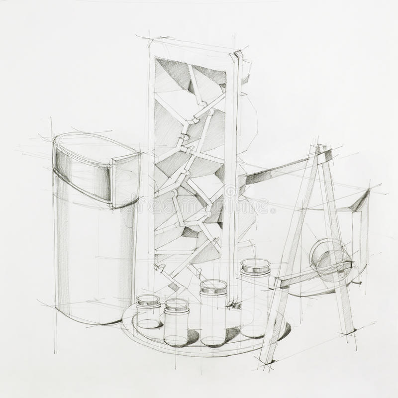 kitchenware illustration de vecteur