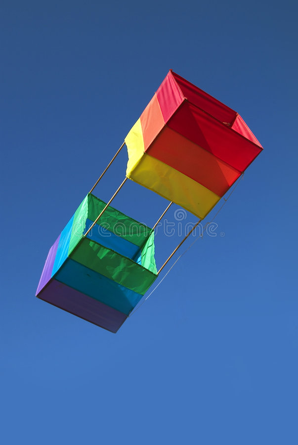 Kite #1 stock photo
