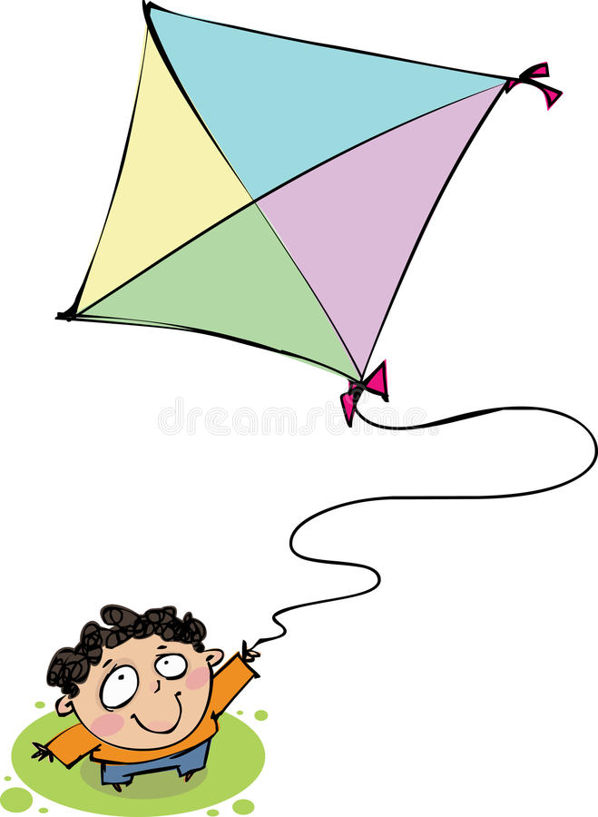 Free Kite Stock Images - 19171394
