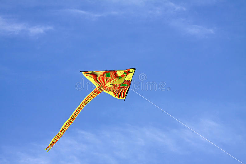 Download Kite stock photo. Image of game, overcast, frog, green - 27631318