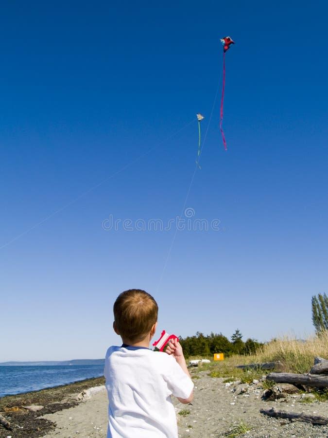 Download Kite Flying Stock Image - Image: 5878851
