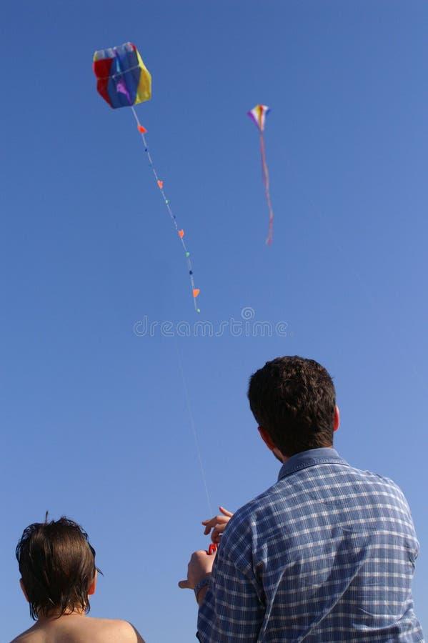 Free Kite Flying Stock Image - 904281