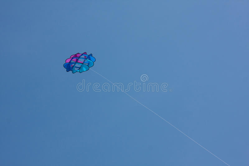 Kite High In The Sky Royalty Free Stock Photo