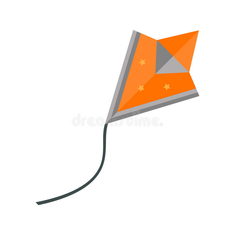 Download Kite icon vector. stock vector. Image of cloud, icon - 83720914