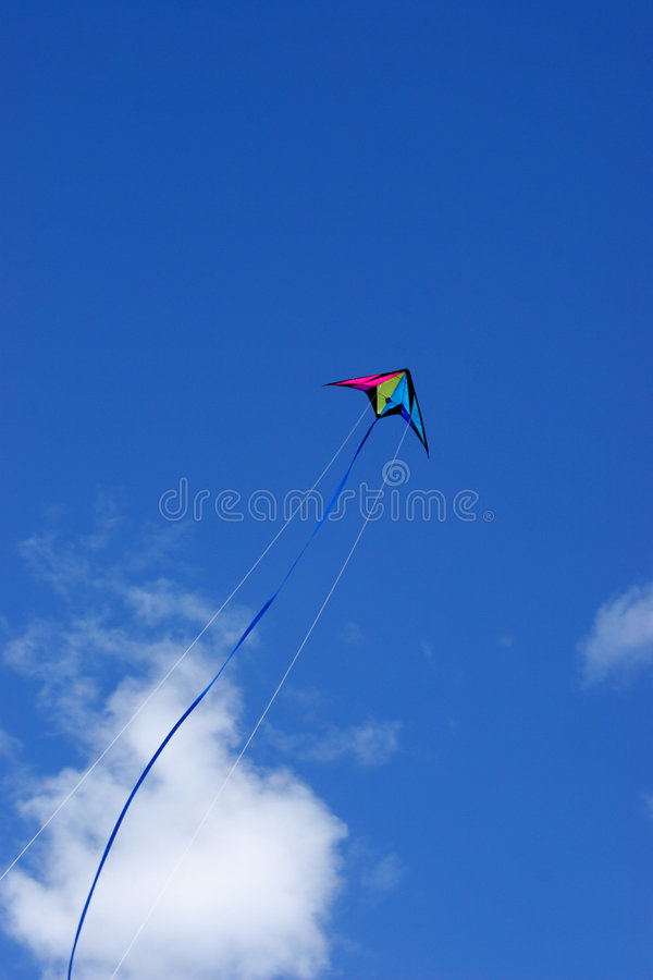 Free Kite In Air Stock Photography - 103122