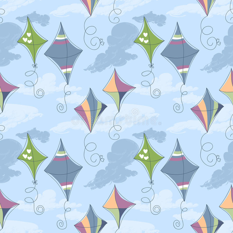 Download Kite Pattern Stock Photos - Image: 25696213