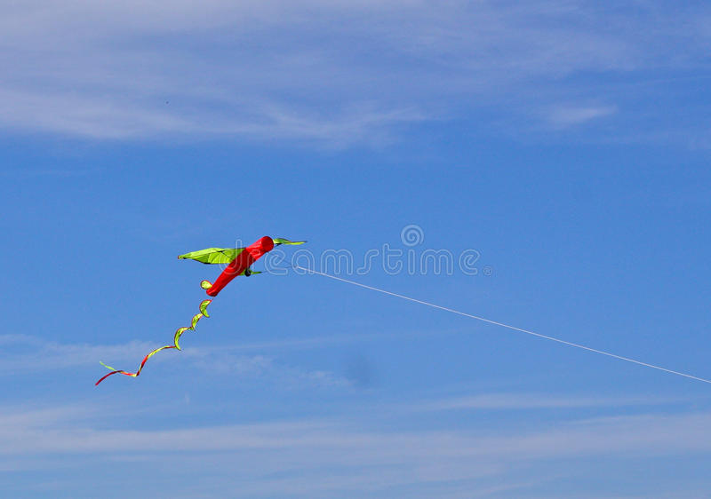 Download Kite In The Sky Royalty Free Stock Photography - Image: 16751827