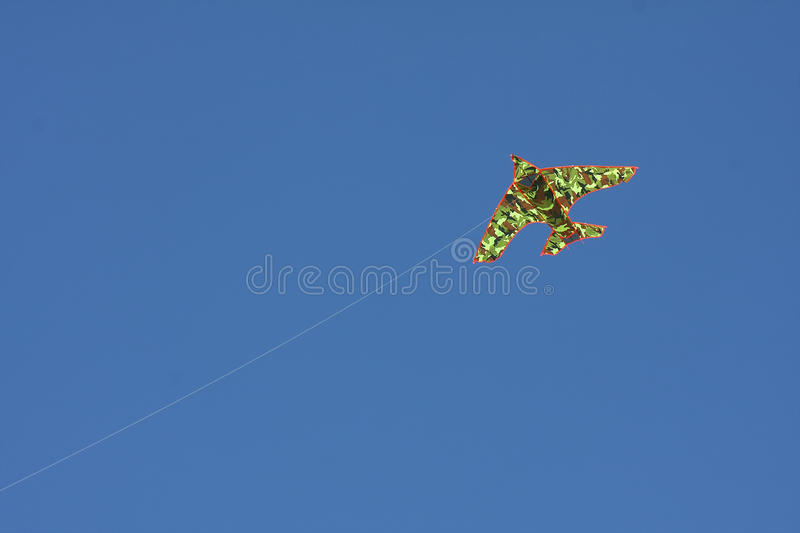 Download Kite in the Sky stock photo. Image of freedom, mimetic - 26479324