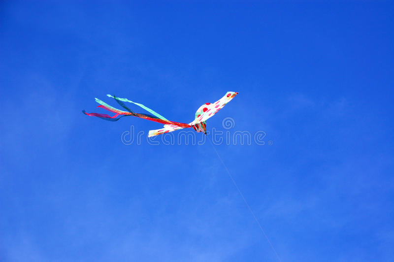 Download Kite In The Sky With Nobody Stock Image - Image: 11141337