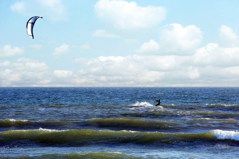 Download Kite surfer stock image. Image of summer, freestyle, ventura - 25147339