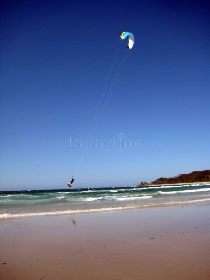Free Kite Surfer Royalty Free Stock Photos - 9359238