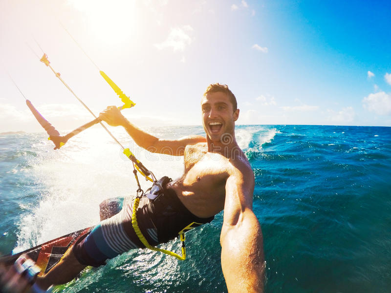 Kiteboarding, esporte de Extereme