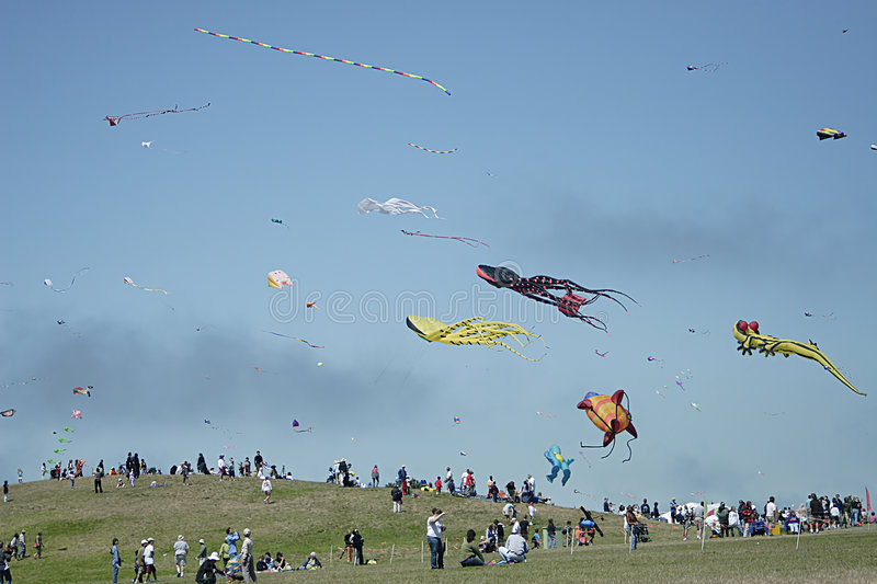 Download Kitefest 01 Royalty Free Stock Photography - Image: 504667