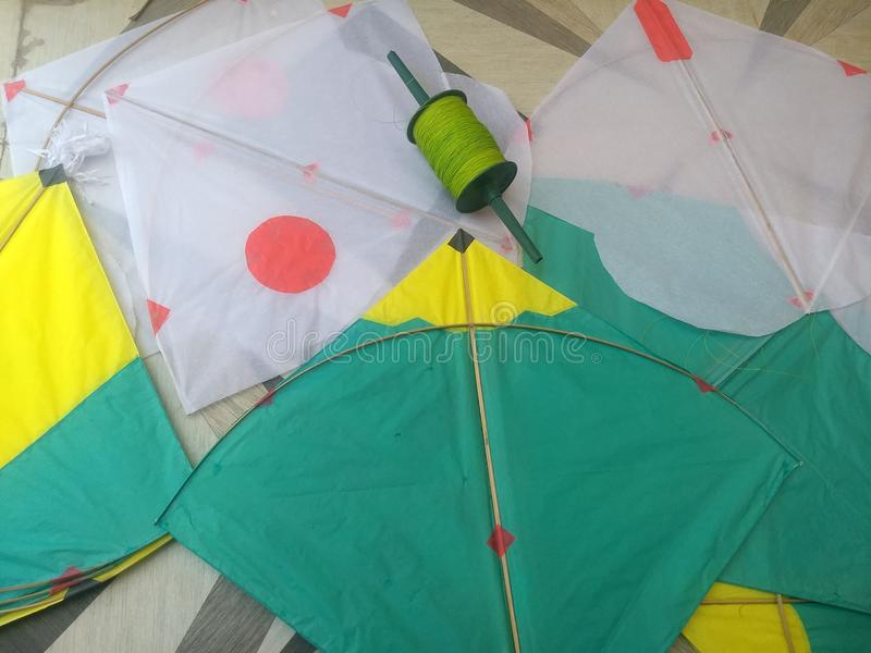 kites imagens de stock royalty free