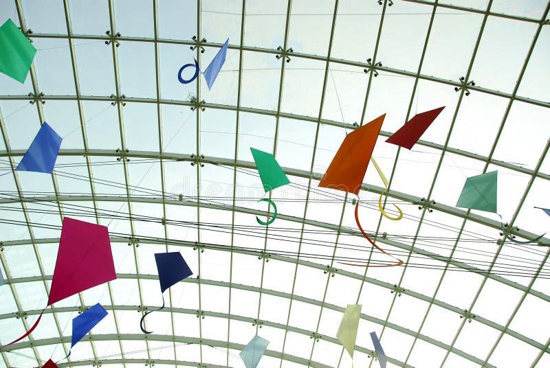 Kites Stock Images