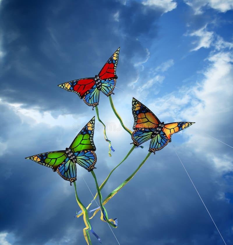 Free Kites Royalty Free Stock Photo - 6499185