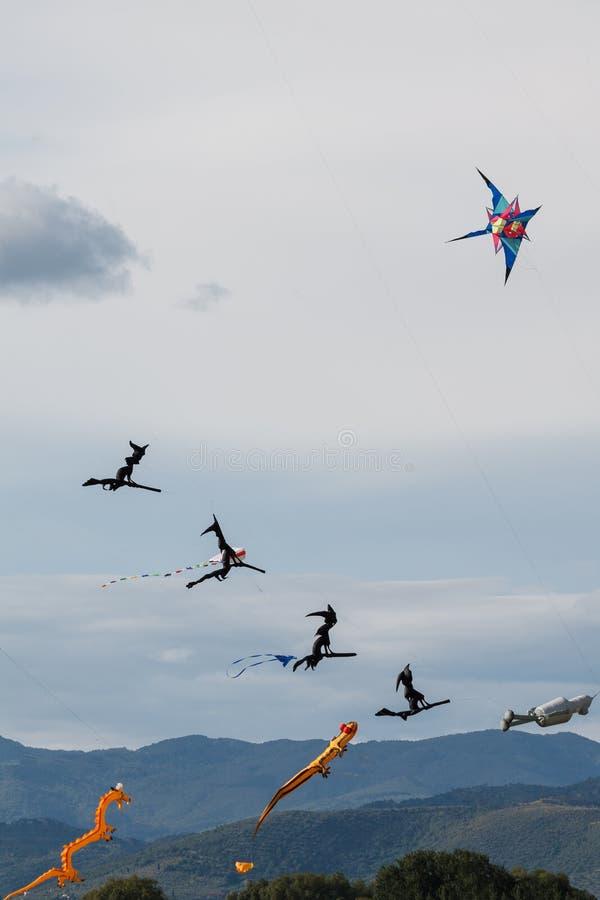 kites immagine stock
