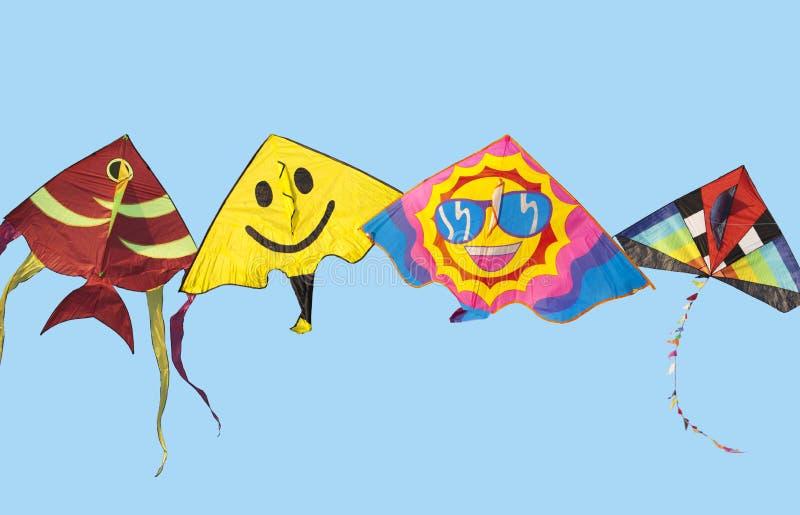 Download Kites in blue sky stock image. Image of opera, kite, kites - 21995603