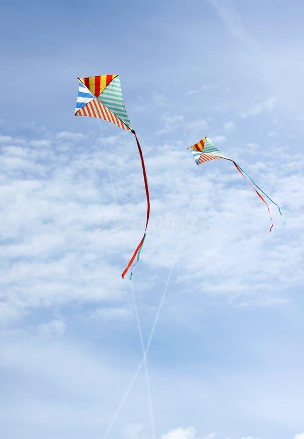 Kites stock image