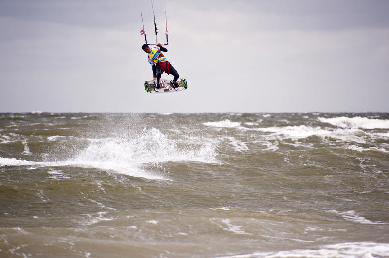 Download Kitesurf Worldcup 2010 Editorial Image - Image: 38220180