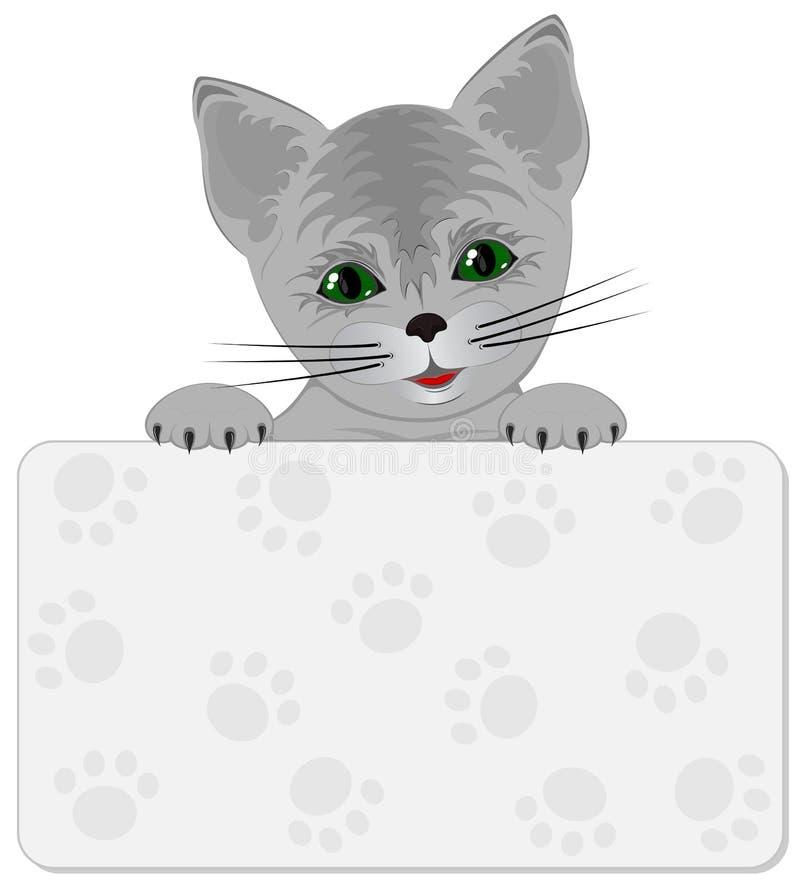 Kitty illustration libre de droits