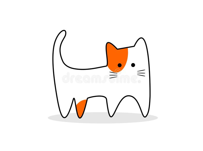 Kitty cat photos stock