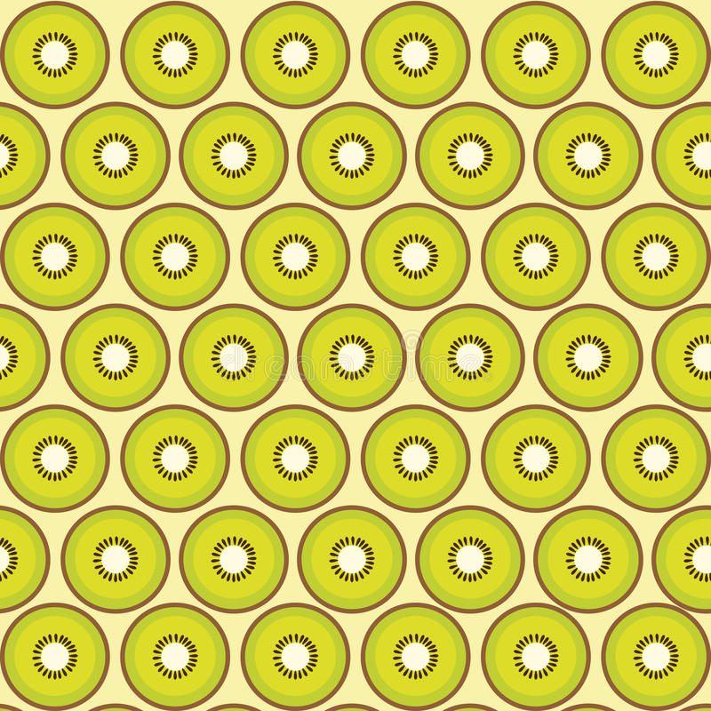 Kivi еды стоковые изображения