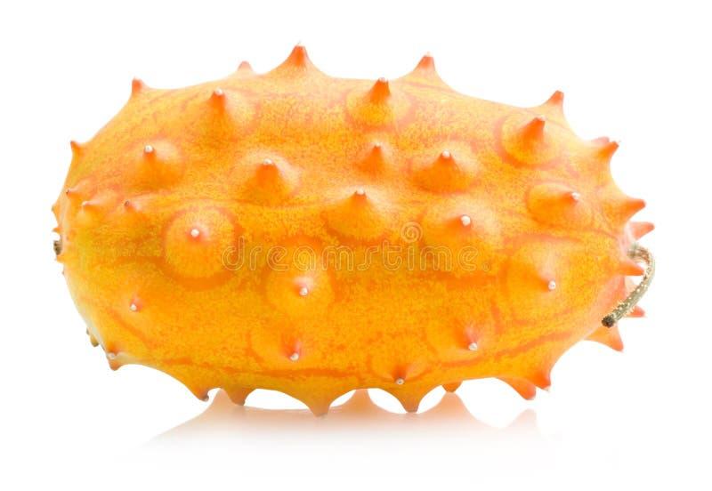 kiwano melon obrazy royalty free
