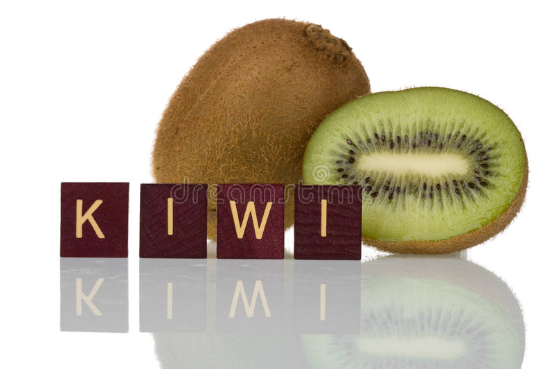 Kiwi royalty free stock image