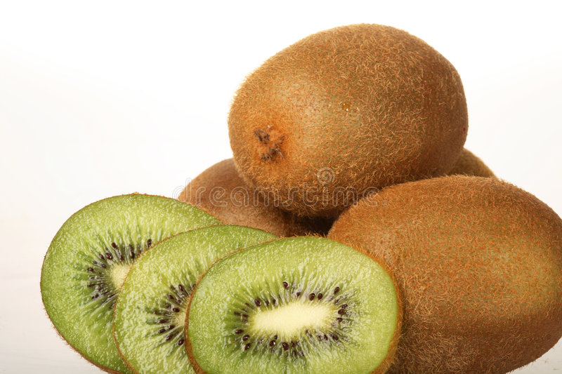 Download Kiwi stock image. Image of seeds, eating, ripe, brown - 8611307