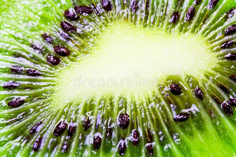 Kiwi Close Up imagens de stock royalty free
