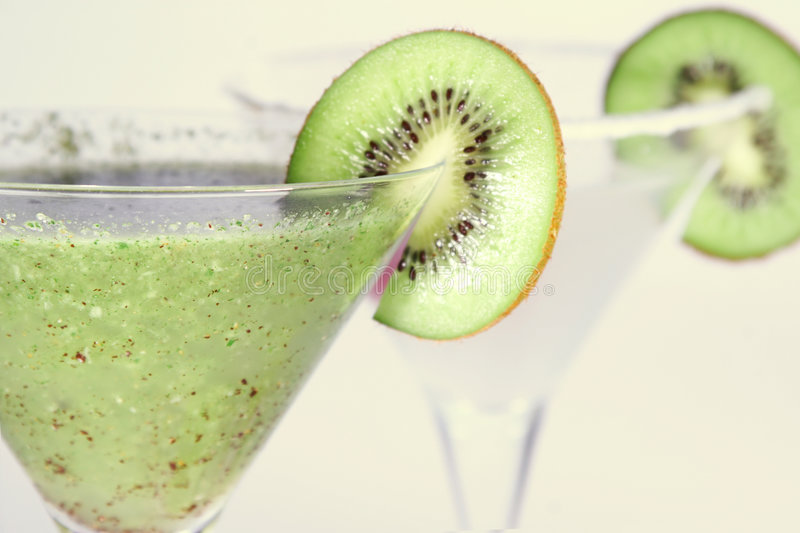 Download Kiwi cocktail stock photo. Image of cheers, happy, newyear - 1697166
