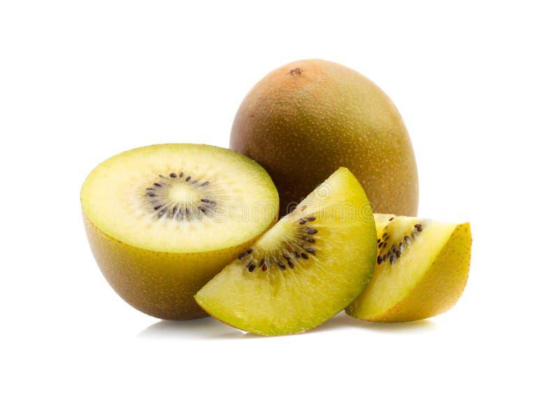 Kiwi de tranche image stock