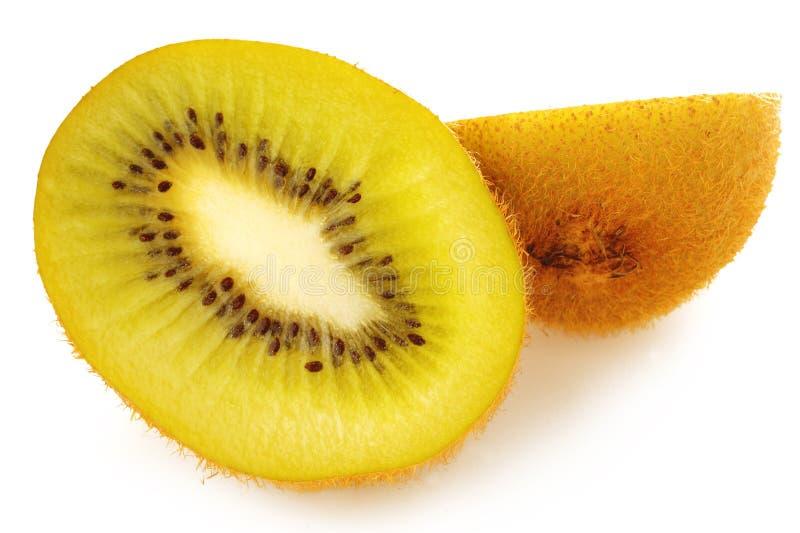 Kiwi dell'oro fotografie stock