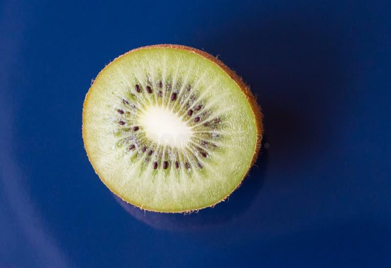 Kiwi demi photographie stock
