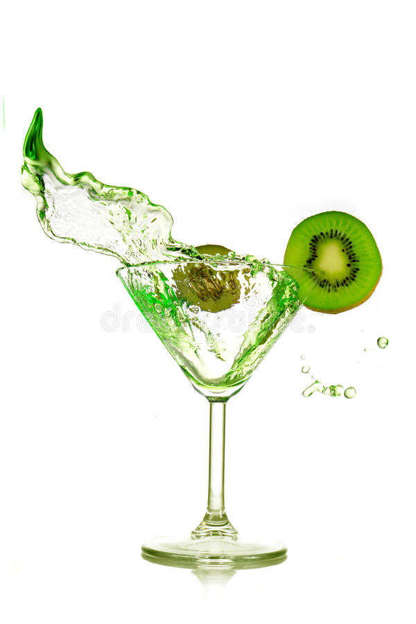 Download Kiwi and drink stock image. Image of liquid, juice, cold - 23542445
