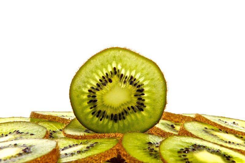 Kiwi Fruit fotografia de stock
