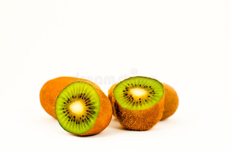 Download Kiwi Fruits In White Background Stock Image - Image: 14726745