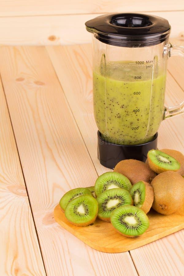 Kiwi Juice royalty-vrije stock foto