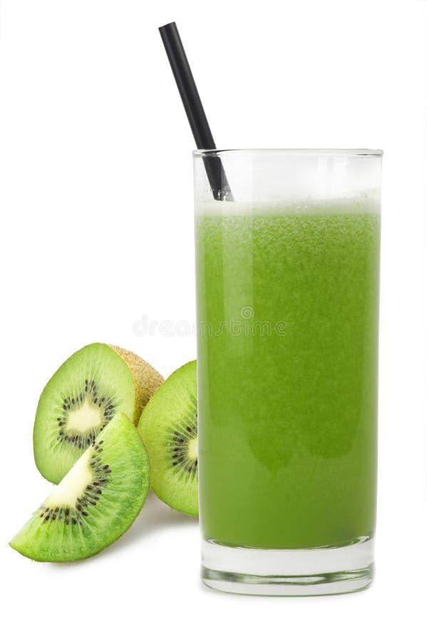 Kiwi juice royalty free stock images