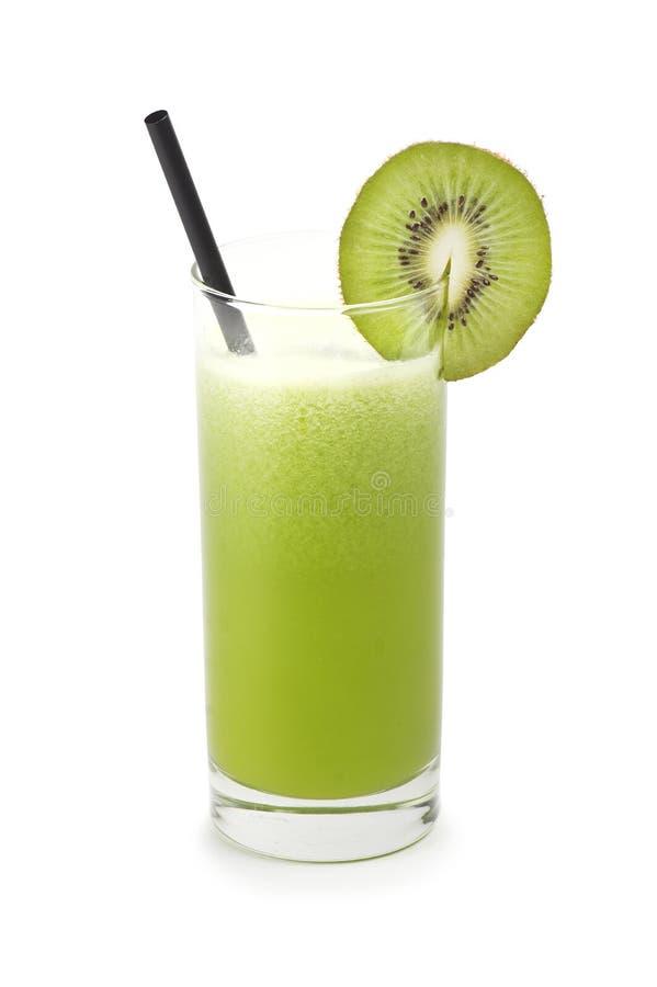 Kiwi juice stock image