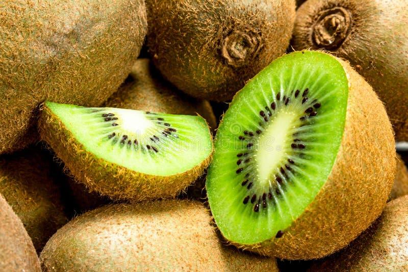 Kiwi juteux mûr photographie stock libre de droits