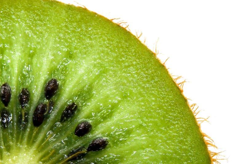 Kiwi-Makro stockfotografie