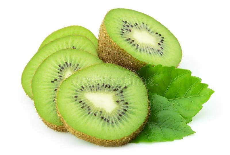 Kiwi maturo immagini stock
