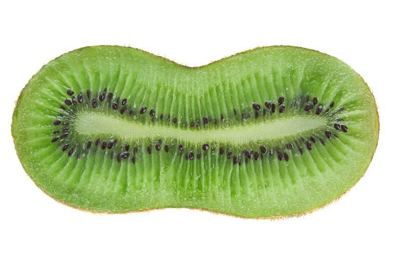 Kiwi på vit arkivfoton