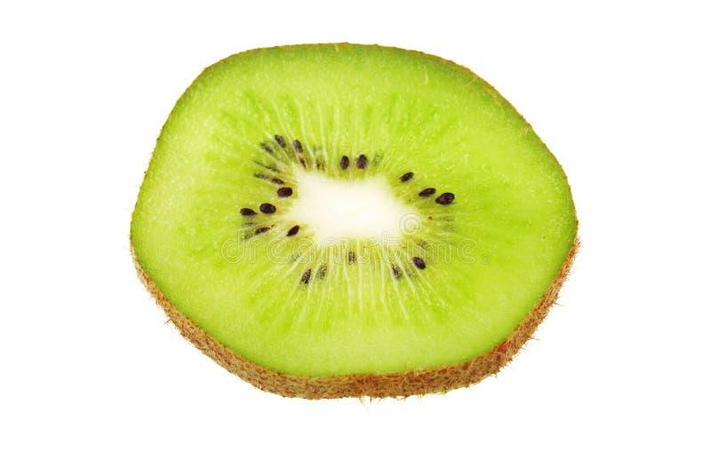 Download Kiwi Slice Isolated On White Stock Image - Image: 13504607